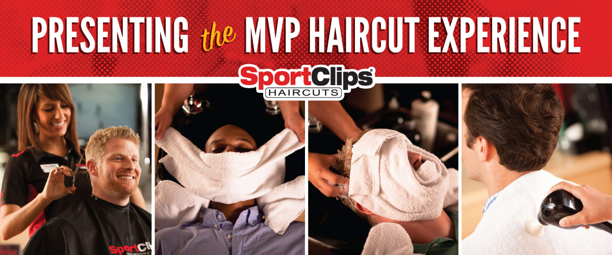 The Sport Clips Haircuts of Fort Myers South MVP Haircut Experience